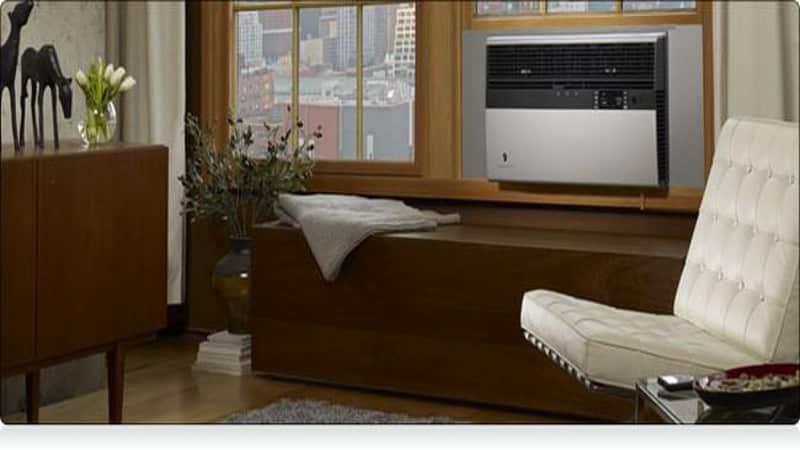 Как правильно выбрать модель кондиционера - оконный кондиционер в комнате
